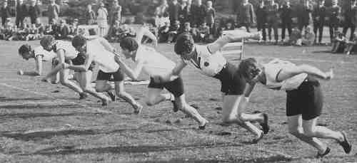 nk                       100 m vrouwen enschede 1928